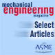 Mechanical Engineering Magazine Select Articles Icon