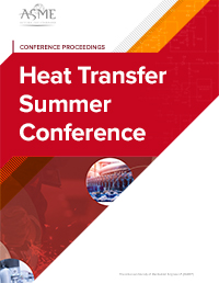 Heat Transfer Summer Conference