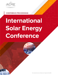 International Solar Energy Conference