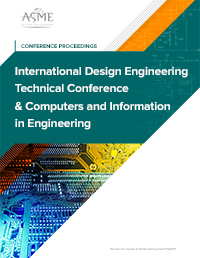 Cover of IDETC-CIE