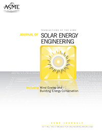 J  Sol  Energy Eng  | ASME Digital Collection